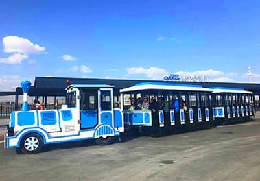 观光火车厂家如何通过儿童游乐设备增加额外的盈利