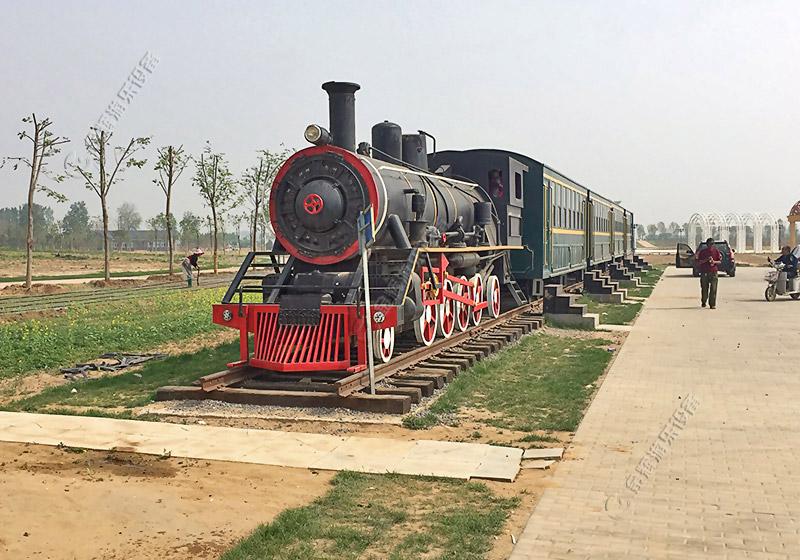 景区有轨火车