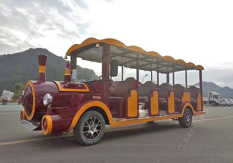 14座燃油小火车