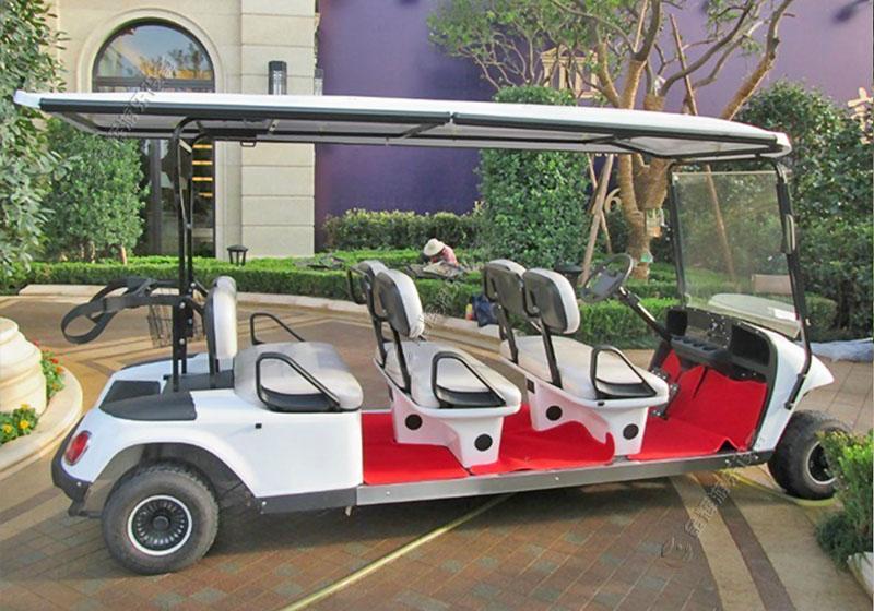 简易高尔夫球车