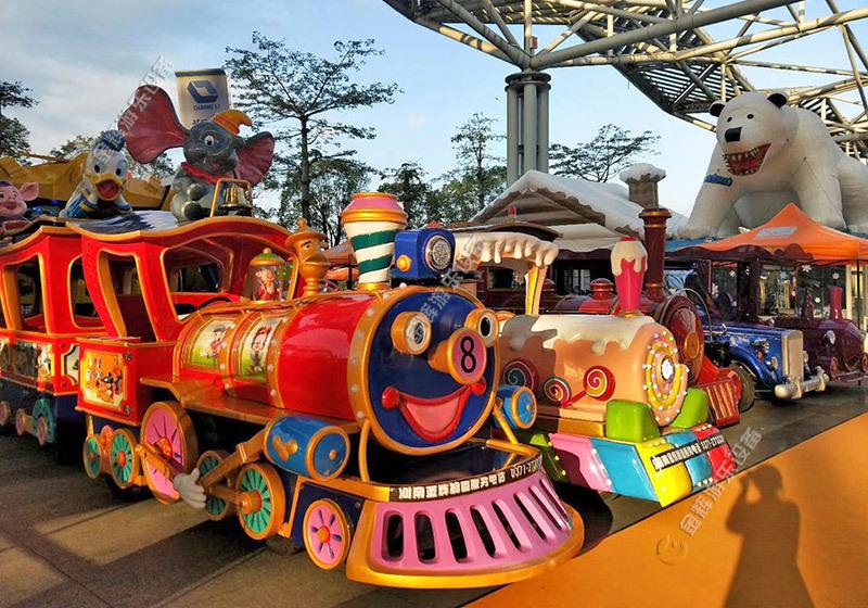 迪士尼火车