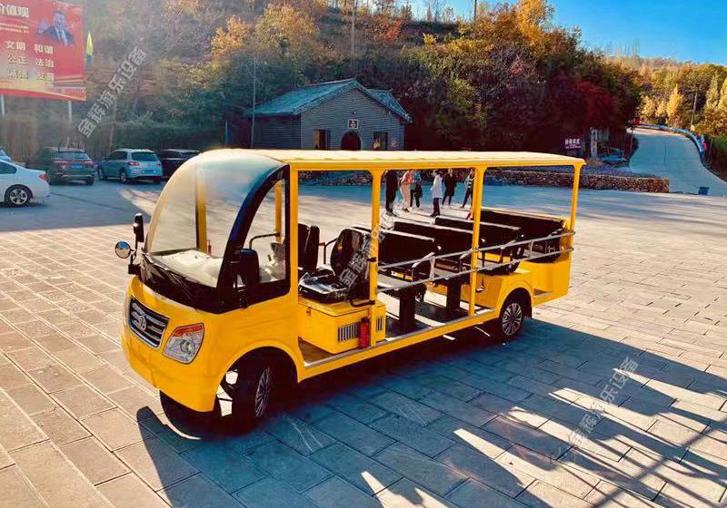 景区旅游电动观光车